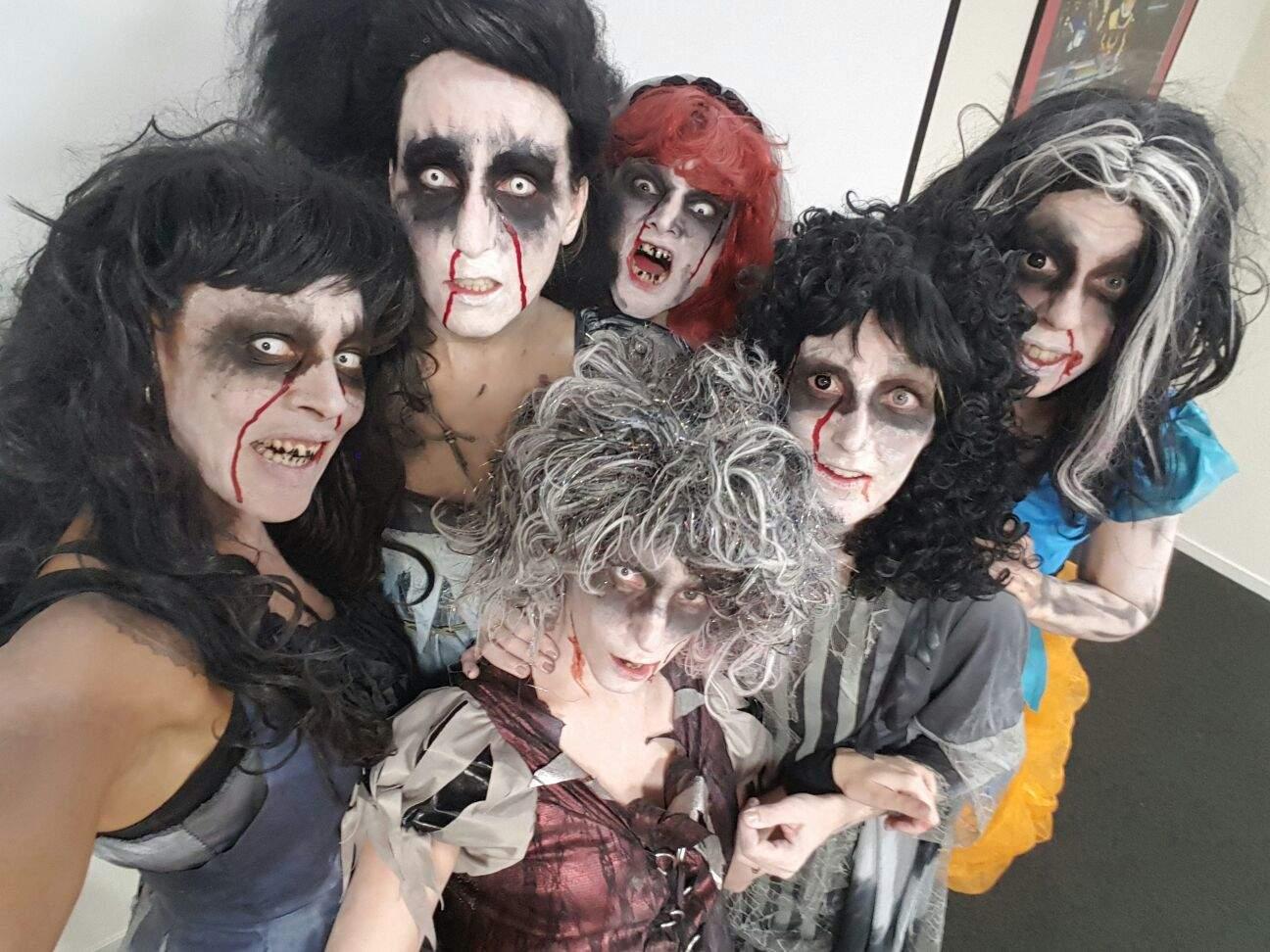 Halloween Friesland.Horror Halloween Act Feestbureau Nl